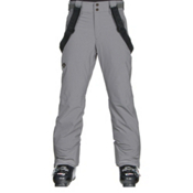 Descente Swiss Mens Ski Pants, Gray, medium