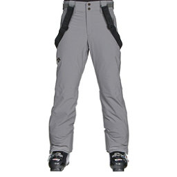 Descente Swiss Mens Ski Pants, Gray, 256
