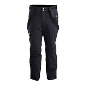 Descente Swiss Long Mens Ski Pants, Black, medium