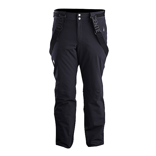 Descente Swiss Long Mens Ski Pants, Black, 600