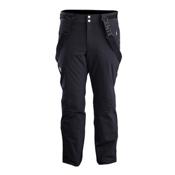 Descente Swiss Short Mens Ski Pants, Black, medium