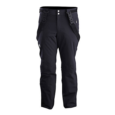 Descente Swiss Short Mens Ski Pants, Black, viewer