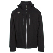 Descente Rogue Mens Insulated Ski Jacket, Black, medium