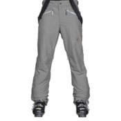 Descente Peak Mens Ski Pants, Gray, medium