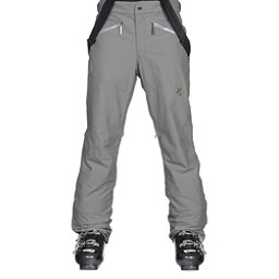 Descente Peak Mens Ski Pants, Gray, 256