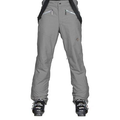 Descente Peak Mens Ski Pants, Gray, viewer