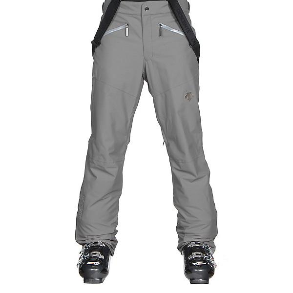 Descente Peak Mens Ski Pants, Gray, 600