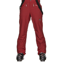 Descente Peak Mens Ski Pants, Desert Red, 256