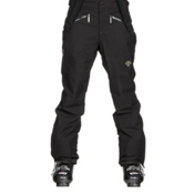 Descente Peak Mens Ski Pants, Black, medium