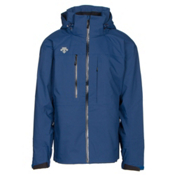 Descente Moe Mens Shell Ski Jacket, Vivid Blue, medium
