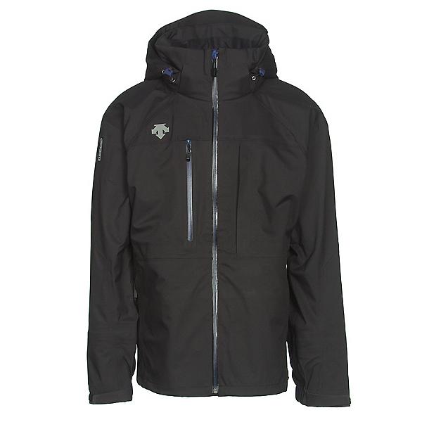 Descente Moe Mens Shell Ski Jacket, Black, 600