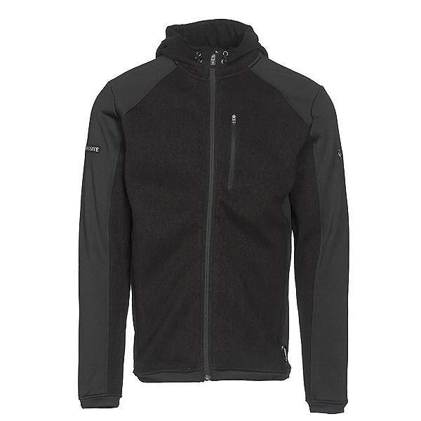 Descente Focus Mens Jacket, Black, 600