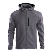 Descente Focus Mens Jacket, Gray, medium