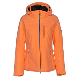 Descente Mira Womens Insulated Ski Jacket, Candy Orange, 256