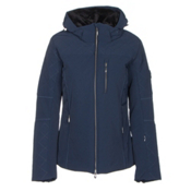 Descente Mira Womens Insulated Ski Jacket, Navy, medium