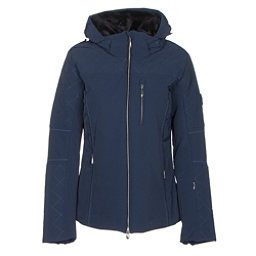 Descente Mira Womens Insulated Ski Jacket, Navy, 256