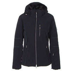 Descente Mira Womens Insulated Ski Jacket, Black, 256
