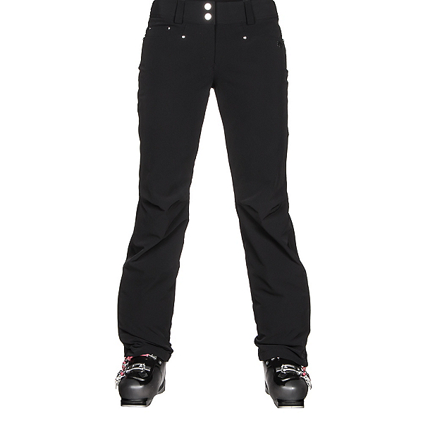 Descente Selene Womens Ski Pants, Black, 600