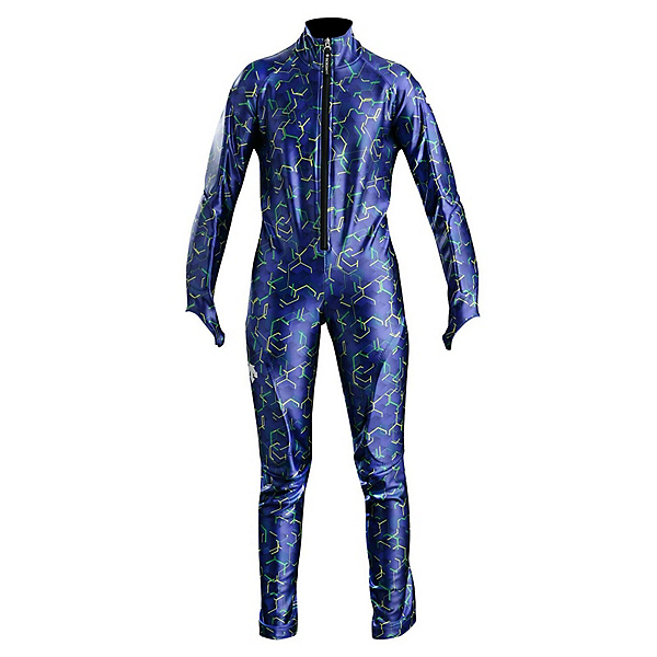 Descente GS Suit, Blue, 600