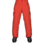 Descente Comoro Mens Ski Pants, Electric Orange, medium