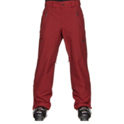 Descente Comoro Mens Ski Pants, Desert Red, medium