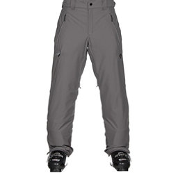 Descente Comoro Mens Ski Pants, Gray, 256
