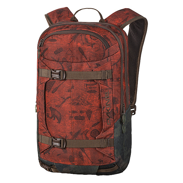 Dakine Mission Pro 18L Backpack 2017, Northwoods, 600