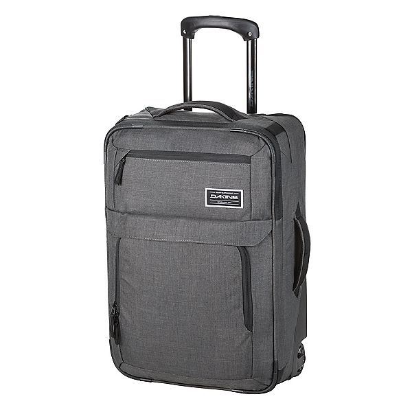 Dakine Carry On Roller 40L Bag 2018, Carbon, 600