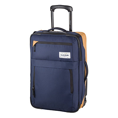 Dakine Carry On Roller 40L Bag 2017, Carbon, viewer