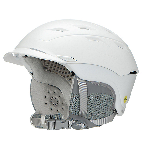 Smith Valence MIPS Womens Helmet 2018, Satin White, 600