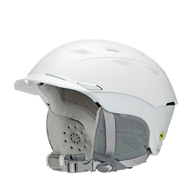 Smith Valance MIPS Womens Helmet 2017, Satin White, viewer
