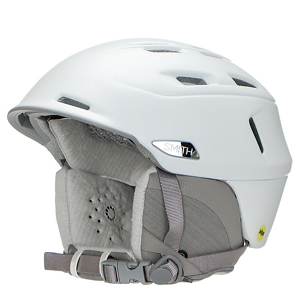 Smith Compass MIPS Womens Helmet 2017, Pearl White, 600