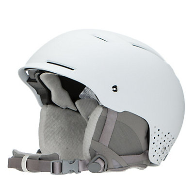 Smith Pointe Womens Helmet 2017, Matte White Dots, viewer