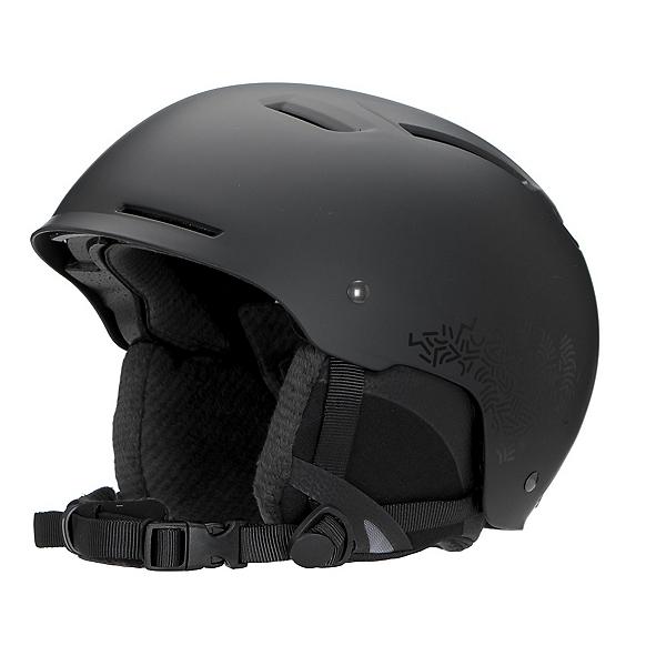 Smith Pointe Womens Helmet, Matte Black New Wave, 600