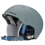 Smith Pointe Womens Helmet 2017, Matte Frost Woolrich, medium