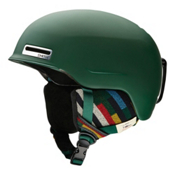 Smith Maze MIPS Helmet 2017, Matte Forest Woolrich, medium