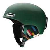Smith Maze MIPS Helmet, Matte Forest Woolrich, medium