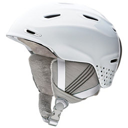 Smith Arrival Womens Helmet 2017, White Dots, 256