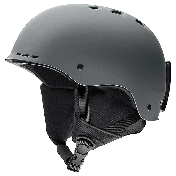 Smith Holt Helmet, Matte Charcoal, 600