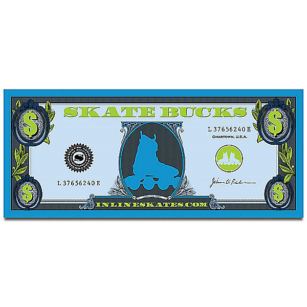 $250 Skate Bucks, , 600