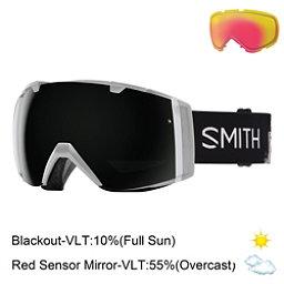 Smith I/O Goggles 2017, Markus Id-Blackout + Bonus Lens, 256