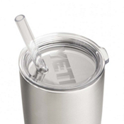 YETI Rambler Replacement Straw Lid, Clear, medium