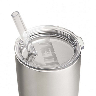 YETI Rambler Replacement Straw Lid, Clear, viewer