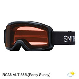 Smith Daredevil Kids Goggles 2017, Black-Rc36, 256