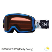 Smith Daredevil Kids Goggles 2017, Lapis Ripped Comic-Rc36, medium