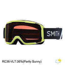Smith Daredevil Kids Goggles 2018, Acid Squall-Rc36, 256