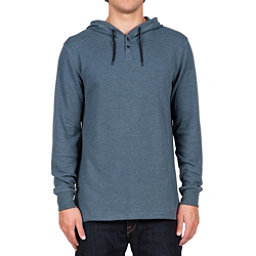 Volcom Murphy Thermal Hoodie, Airforce Blue, 256