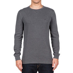 Volcom Randle Thermal Mens Shirt, Stealth, 256
