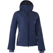 Mountain Force Revel Womens Insulated Ski Jacket, Peacoat, medium