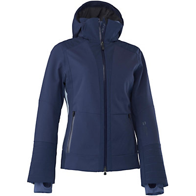 Mountain Force Revel Womens Insulated Ski Jacket, Peacoat, viewer